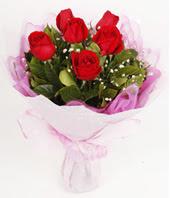 9 adet kaliteli görsel kirmizi gül  Niğde online çiçekçi , çiçek siparişi