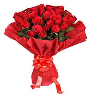 41 adet gülden görsel buket  Niğde İnternetten çiçek siparişi