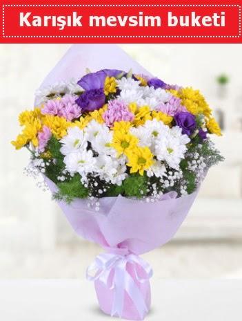 Karışık Kır Çiçeği Buketi  Niğde hediye sevgilime hediye çiçek