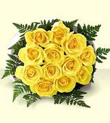 Niğde çiçekçiler  12 adet sarigül kalite buket