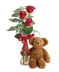oyuncak ve güller tanzim   Niğde çiçek yolla , çiçek gönder , çiçekçi