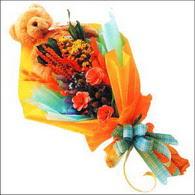ayicik gül ve kir çiçekleri   Niğde çiçekçi telefonları
