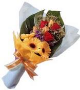 güller ve gerbera çiçekleri   Niğde güvenli kaliteli hızlı çiçek