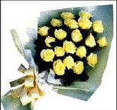 sari güllerden sade buket  Niğde çiçek gönderme sitemiz güvenlidir