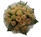 12 adet sari güllerden buket   Niğde internetten çiçek siparişi