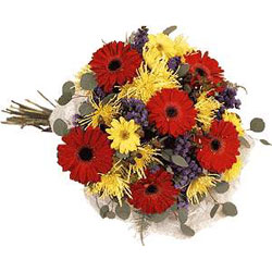 karisik mevsim demeti  Niğde çiçekçiler