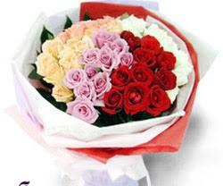 SEVENLERE ÖZEL 51 ADET GÜL  Niğde çiçek , çiçekçi , çiçekçilik
