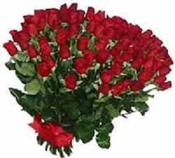 51 adet kirmizi gül buketi  Niğde ucuz çiçek gönder