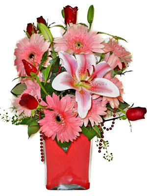 Niğde internetten çiçek satışı  karisik cam yada mika vazoda mevsim çiçekleri mevsim demeti
