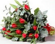 Niğde İnternetten çiçek siparişi  11 adet kirmizi gül buketi özel günler için