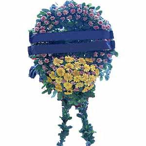 Cenaze çelenk , cenaze çiçekleri , çelengi  Niğde cicekciler , cicek siparisi