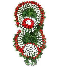 Görsel Cenaze çiçek , cenaze çiçek , çelengi  Niğde internetten çiçek siparişi