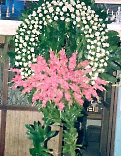 Cenaze çelenk , cenaze çiçekleri , çelengi  Niğde çiçek , çiçekçi , çiçekçilik
