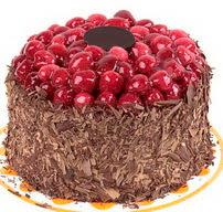 çikolatali franbuazli yas pasta 4 ila 6  Niğde online çiçekçi , çiçek siparişi