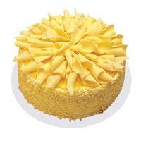 Muzlu pasta 4 ile 6 kisilik yas pasta  Niğde çiçek yolla , çiçek gönder , çiçekçi