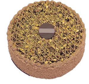 Krokanli 4 ile 6 kisilik yas pasta leziz  Niğde online çiçekçi , çiçek siparişi
