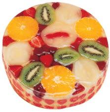 Meyvali 4 ile 6 kisilik yas pasta leziz  Niğde çiçek gönderme
