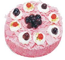 Sahane Tat yas pasta frambogazli yas pasta  Niğde güvenli kaliteli hızlı çiçek