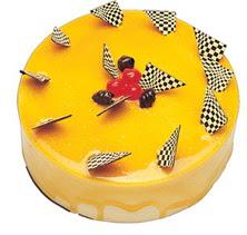 Karemelli yas pasta 4 ile 6 kisilik  leziz  Niğde çiçekçi mağazası