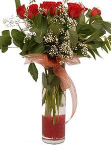 9 gül sevdiklerinize  Niğde İnternetten çiçek siparişi