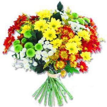 Kir çiçeklerinden buket modeli  Niğde çiçek siparişi sitesi
