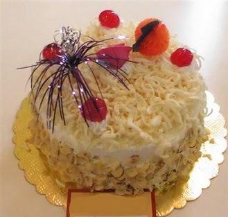 pasta siparisi 4 ile 6 kisilik yaspasta mis lezzette  Niğde çiçek yolla , çiçek gönder , çiçekçi