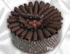 online pasta satisi 4 ile 6 kisilik çikolatali meyvali yaspasta  Niğde çiçekçiler