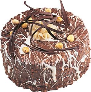 pasta satisi 4 ile 6 kisilik çikolatali yas pasta  Niğde kaliteli taze ve ucuz çiçekler