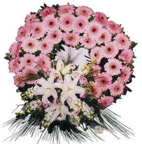 Cenaze çelengi cenaze çiçekleri  Niğde çiçekçi mağazası