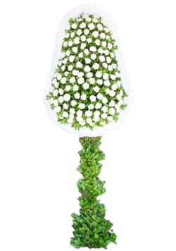 Dügün nikah açilis çiçekleri sepet modeli  Niğde internetten çiçek satışı