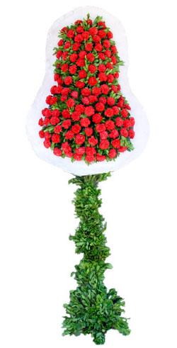 Dügün nikah açilis çiçekleri sepet modeli  Niğde kaliteli taze ve ucuz çiçekler