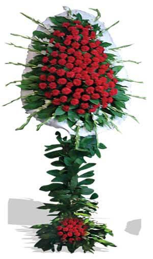 Dügün nikah açilis çiçekleri sepet modeli  Niğde güvenli kaliteli hızlı çiçek