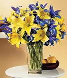 Niğde online çiçek gönderme sipariş  Lilyum ve mevsim  çiçegi özel