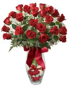 17 adet essiz kalitede kirmizi gül  Niğde 14 şubat sevgililer günü çiçek