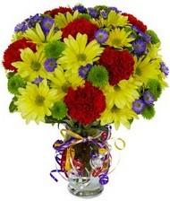 En güzel hediye karışık mevsim çiçeği  Niğde çiçek gönderme