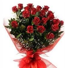 İlginç Hediye 21 Adet kırmızı gül  Niğde hediye çiçek yolla