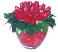 Niğde internetten çiçek satışı  11 adet kaliteli kirmizi gül - anneler günü seçimi ideal