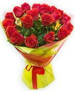 19 Adet kırmızı gül buketi  Niğde çiçekçi mağazası