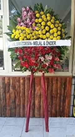 Niğde online çiçek gönderme sipariş  Cenaze çiçek modeli