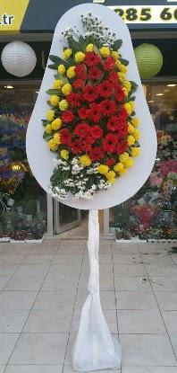 Tek katlı düğün nikah açılış çiçeği  Niğde çiçekçi mağazası