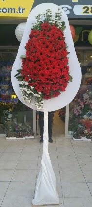 Tek katlı düğün nikah açılış çiçeği  Niğde internetten çiçek satışı