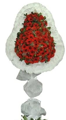 Tek katlı düğün nikah açılış çiçek modeli  Niğde çiçekçiler