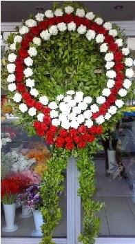 Cenaze çelenk çiçeği modeli  Niğde online çiçek gönderme sipariş