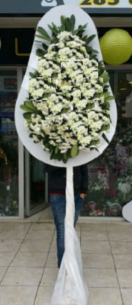 Tek katlı düğün nikah açılış çiçekleri  Niğde online çiçekçi , çiçek siparişi