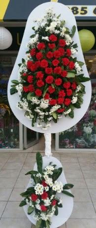 2 katlı nikah çiçeği düğün çiçeği  Niğde online çiçekçi , çiçek siparişi
