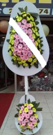 Çift katlı düğün nikah açılış çiçeği  Niğde online çiçek gönderme sipariş