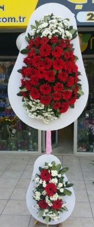 Çift katlı düğün nikah işyeri açılış çiçeği  Niğde kaliteli taze ve ucuz çiçekler
