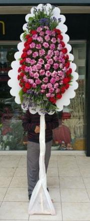 Tekli düğün nikah açılış çiçek modeli  Niğde İnternetten çiçek siparişi