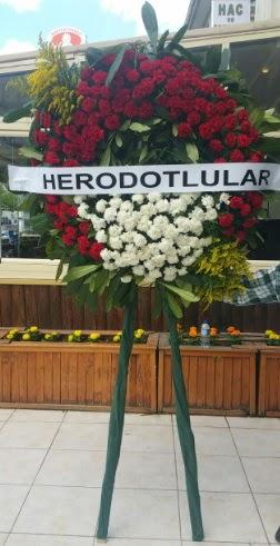 Cenaze çelengi cenazeye çiçek modeli  Niğde İnternetten çiçek siparişi