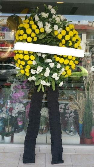 Cenaze çiçek modeli cenaze çiçeği  Niğde çiçek yolla , çiçek gönder , çiçekçi